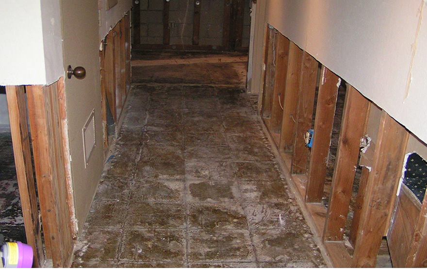 Vaughan water damage restoration